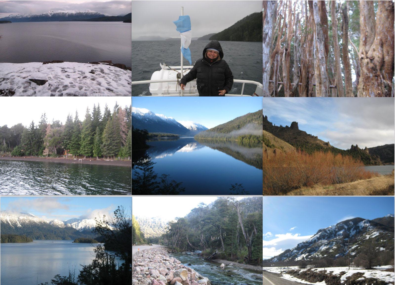 Montañas Nevadas En La Patagonia: Porque Quiero Más: Patagonia Argentina