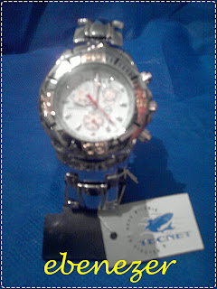 5648d9b957e Relógio Tecnet à prova d´água.