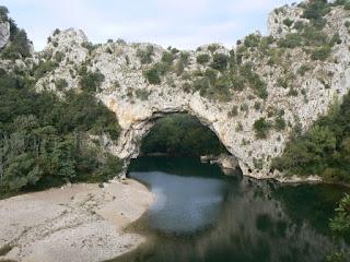 Pont d'Arc, Ardeche Gorges