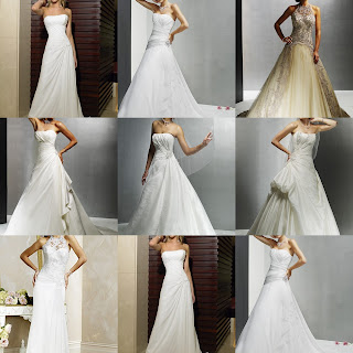 1st Batch Of Bridal Gowns That Caught My Eye