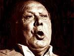 "Gregorio Fernández ""Tío Borrico"""