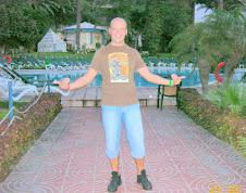 A. Jorge num Hotel em Marrocos...