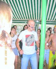 A. Jorge Focalizando Workshop de RISOterapia/ Danças Cómicas...