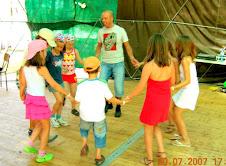 A. Jorge Dinamizando Dança Shamanica para Crianças...