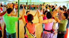 A. Jorge Focalizando Workshop de Danças Meditativas...