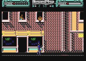 Robocop Commodore 64