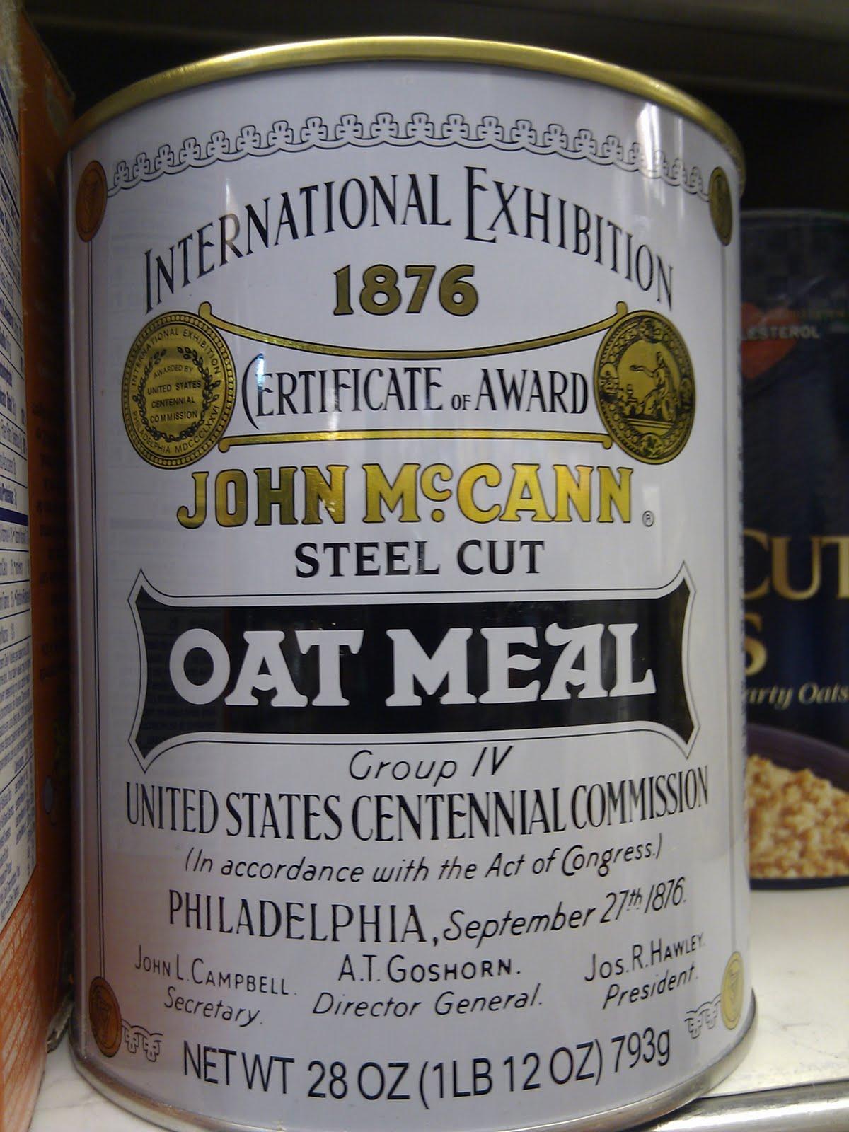 Health and wellness: blog #67: celiac disease and oatmeal