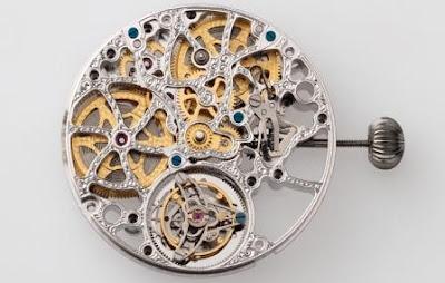 Chronoswiss Régulateur à Tourbillon Squelette watch movement