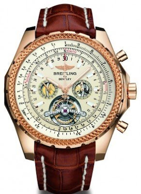 BREITLING for Bentley Mulliner Tourbillon Chronograph