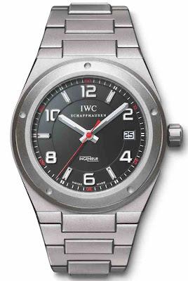 IWC Schaffhausen Ingenieur Automatic AMG Titanium (2005)