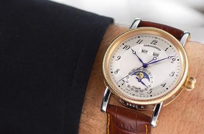 Chronoswiss Lunar Triple Date watch