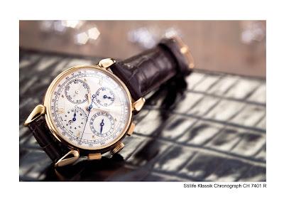 Chronoswiss Klassik Chronograph gold