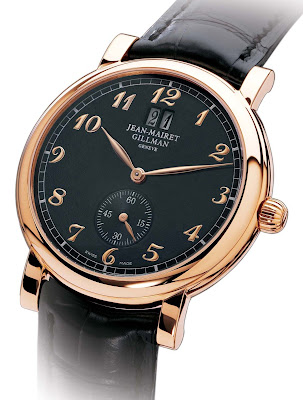 Jean-Mairet & Gillman Watches :  The Grand Date