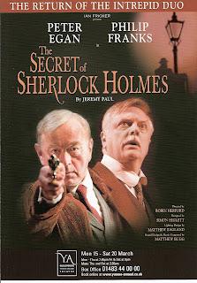 The Secret Of Sherlock Holmes - Duchess Theatre