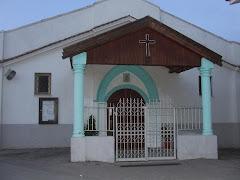 La chiesa di Villa Carmine