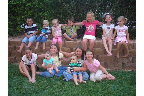 ...and my beautiful grandchildren