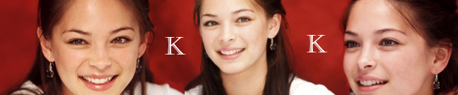Kristin Kreuk Italian Resource
