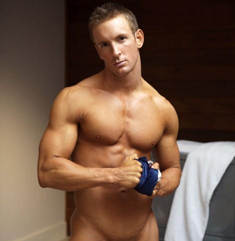 Nude justin adamson
