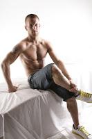 hot guy Adam Coussins