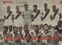 Vasco. Heróis do Relampago