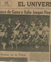 Vasco na Venezuela, 1967