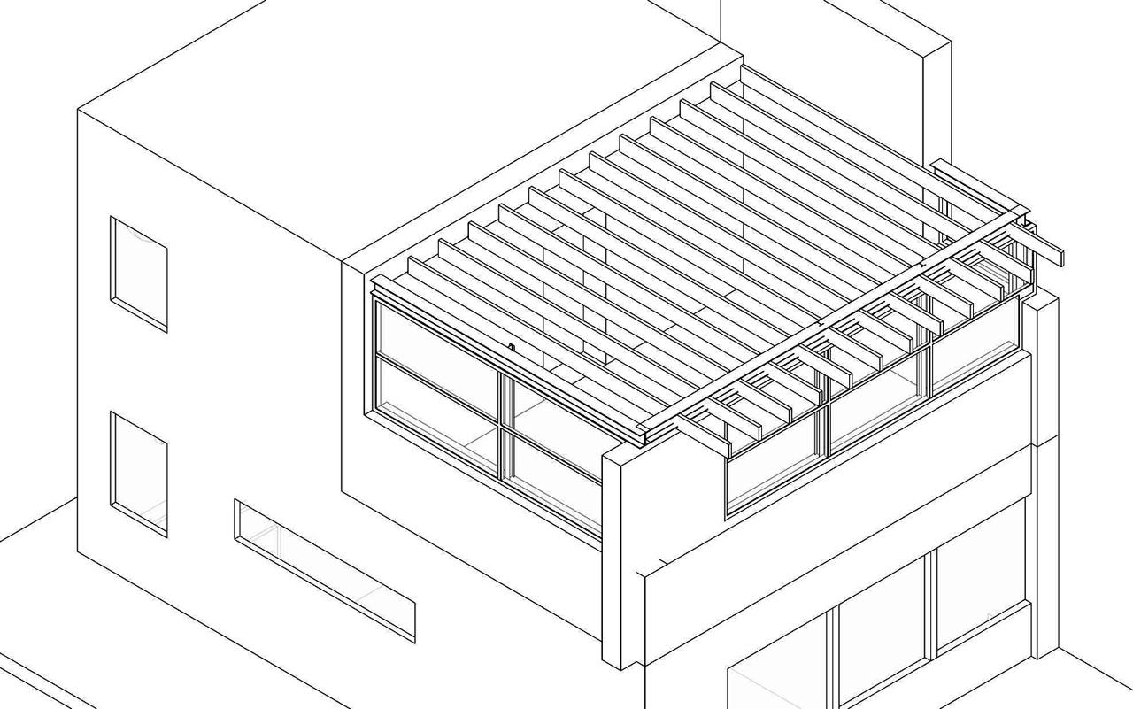 Stefan De Beer Art Architecture Uitbouw Woning