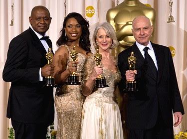 TOP NEWS TODAY: Oscar Winners image - 2009