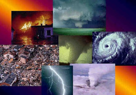 Oι πέντε (5) χειρότερες φυσικές καταστροφές σε ολόκληρο τον πλανήτη