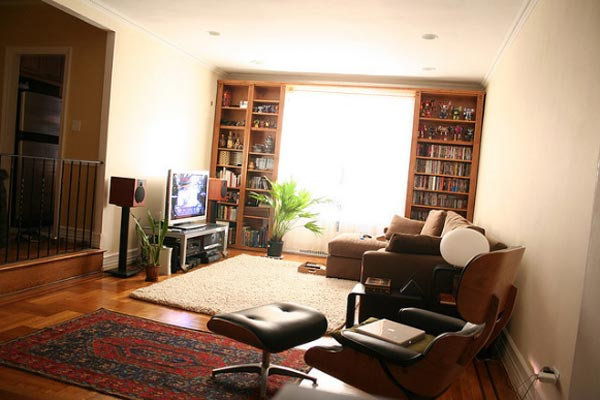 How to Decorate around your Flat Screen Television ~ Fresh ...