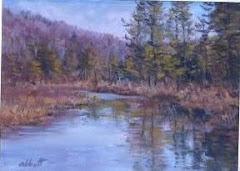 """Adirondack Pond"""