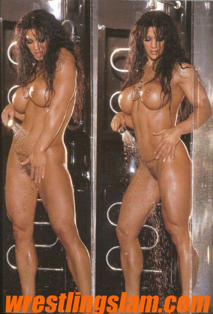 wwe chyna boobs