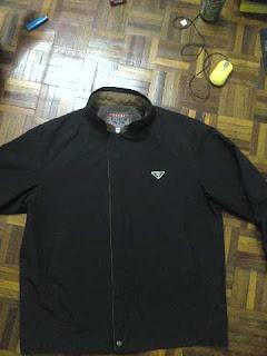 9734704e074f Prada Milano jacket Original made in Italy...!!! saiz XL.... RM135.