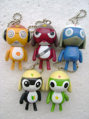 Keroro Key Chain