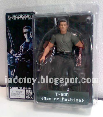 Jual Terminator 2 Judgement Day Action Figure