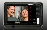 Vivitar Vivicam 8025 front