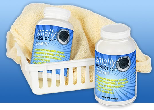 Image: Smelly Washer | No More Wasteful Cleaning Cycles!