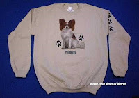 papillon sweatshirt