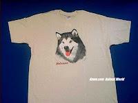 Alaskan malamute gifts store