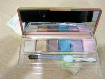 Clinique Brandied Bronze Eyeshadow Palette