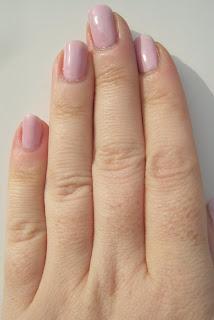 Revlon Lilac Pastelle Nail Varnish