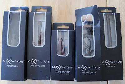 Max Factor Accessories