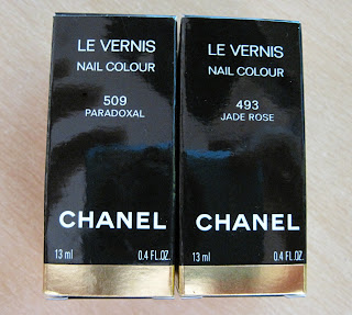 Chanel Fall 2010 Paradoxal & Jade Rose