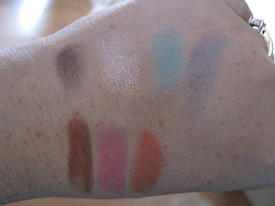 Revlon Suede Rhapsody A/W 2010 Collection