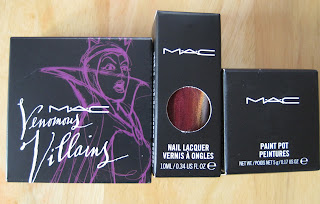 Mac Venemous Villains Collection