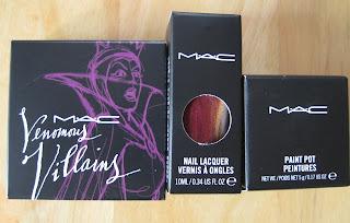 Mac Venemous Villains Collection