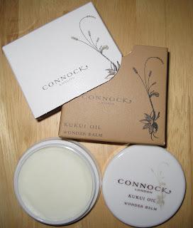 Connock London Kukui Oil Collection