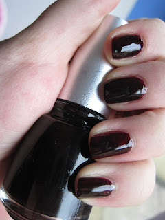 China Glaze Naughty and nice
