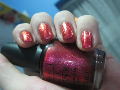 OPI The Show Must Go On