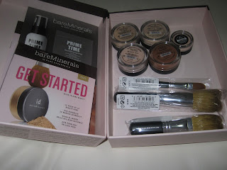 Bare Minerals Get Started Kit, Light