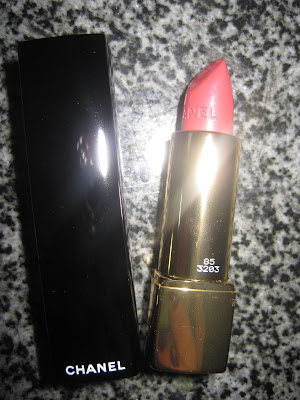 Chanel Rouge Allure lipstick in Coquette